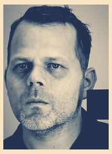 2 Ryan Dusk Publicity BW  framed