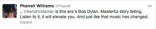 pharrell-kendrick-tweet