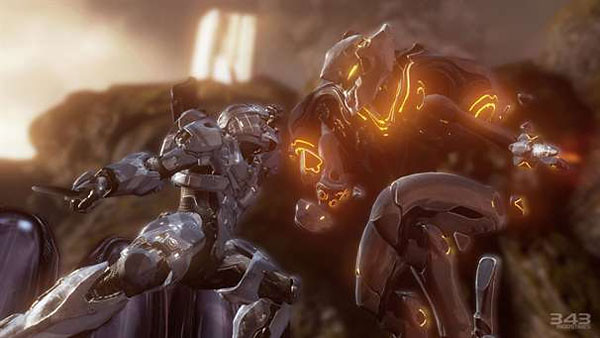 Trailer Halo 4 Scanned