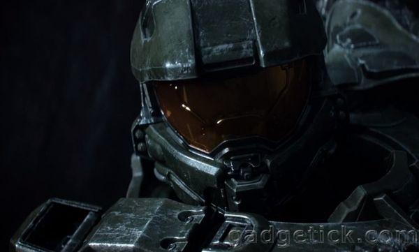 Live-action трейлер Halo 4