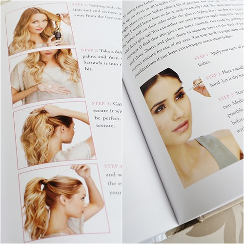 Lauren Conrad Beauty Book inside