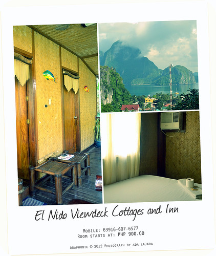 El Nido Viewdeck Cottages and Inn