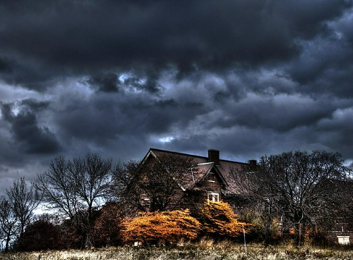 autumn abandoned wisconsin clouds milwaukee wauwatosa homage hdr klee eschweiler nikond90 milwaukeecountygrounds