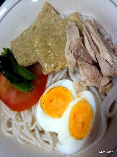 Guilin Rice Noodles Attempt 2