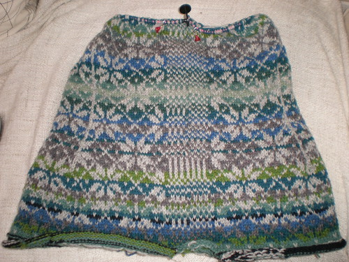 Fairisle Jumper - body