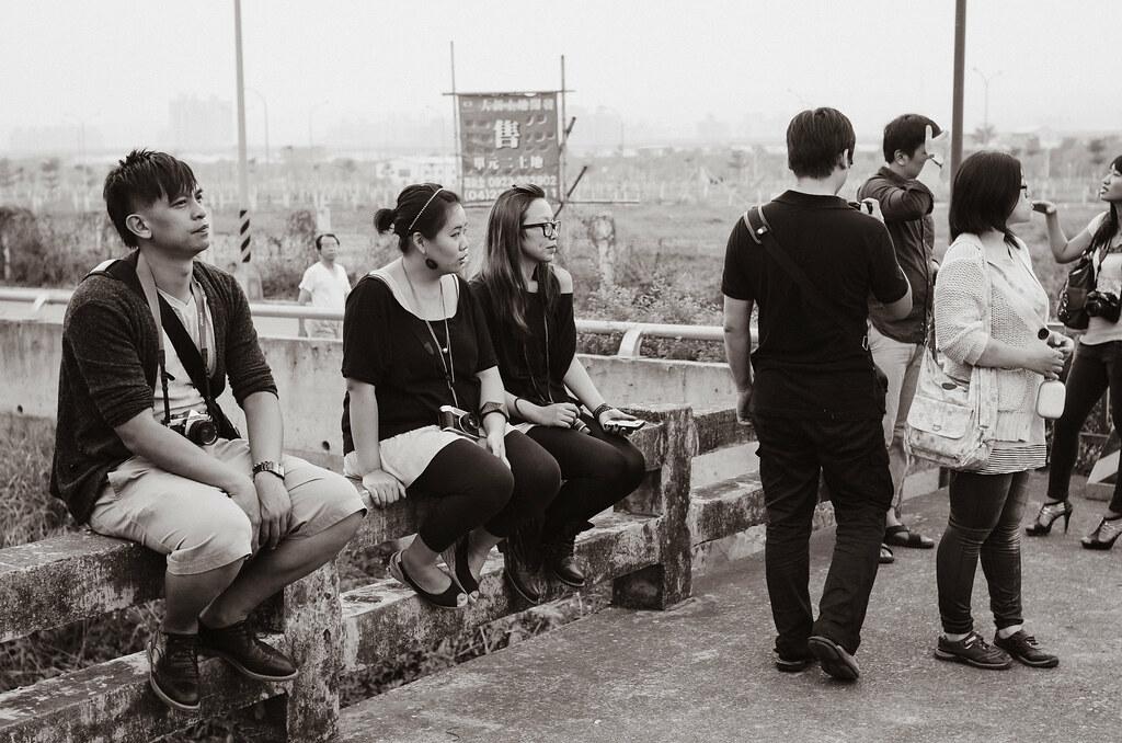 黎明新村同攝會 - 攝影講座系列活動