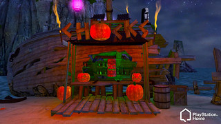 PlayStation Home: Halloween