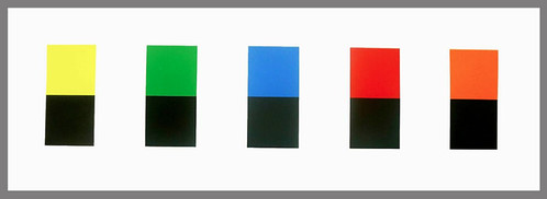 Ellsworth Kelly_Color Over Black_2012