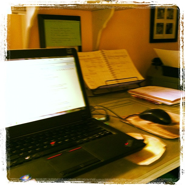 Busy: where I need to be today. And the next. And the one after that. #photoadayagl