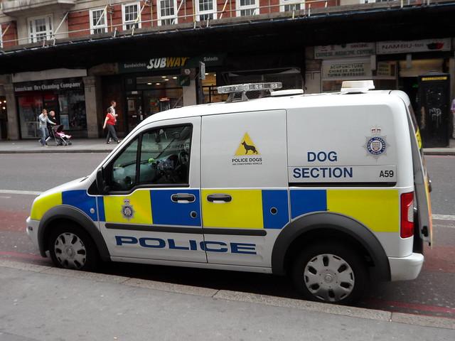 british transport police dog section vehicle flickr. Black Bedroom Furniture Sets. Home Design Ideas