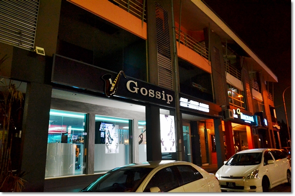 Gossip Jazz Restaurant & Lounge @ Greentown