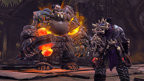 Darksiders 2: Abyssal Forge DLC Revealed