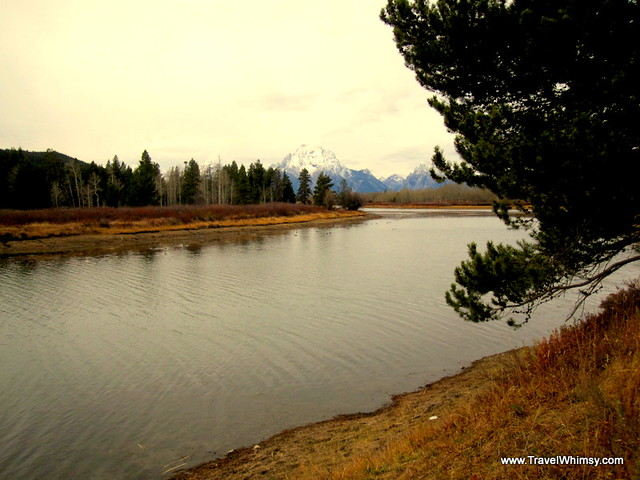 Grand Teton in the Fall