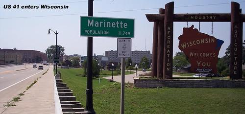 Marinette WI