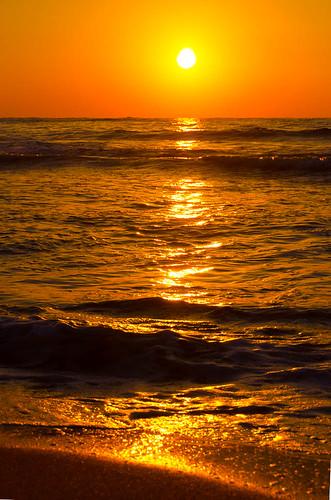sunset landscape 日本 島根県 江津市 02景色