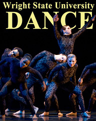 DANCE WINTER CONCERT POSTER