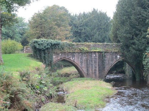 bridge at Fountains Abbey