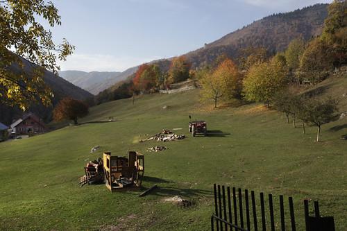 Valle di Rugova Peja Kosovo