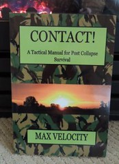 Contact Max Velocity