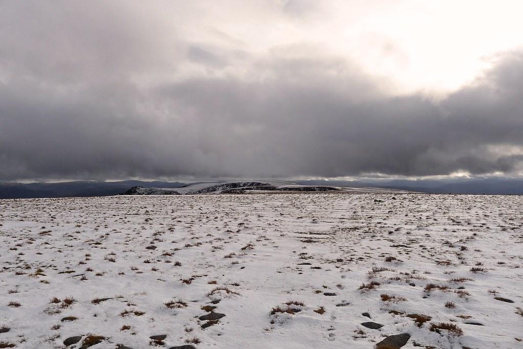 Beinn a' Bhuird plateau