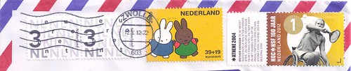 Netherland Postage Stamps