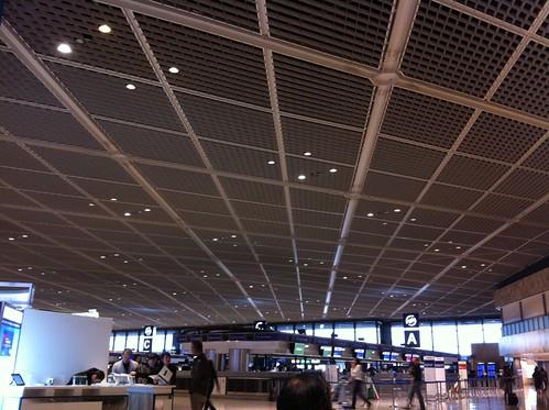 成田空港 第一ターミナル 北ウイング