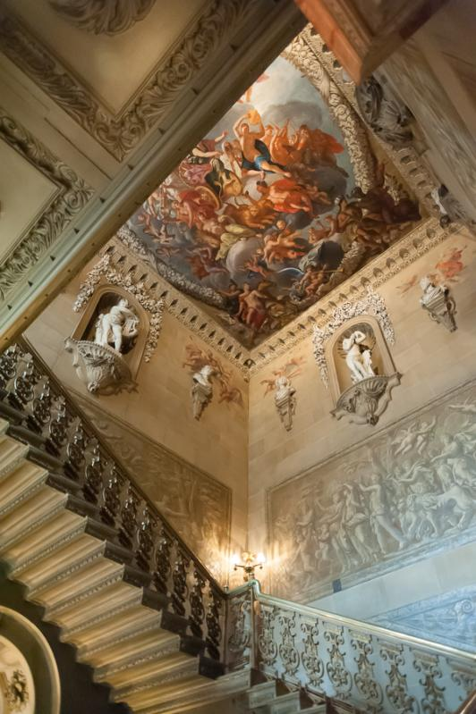 17 Great Eyeliner Hacks: 17-Great Stairs, Chatsworth House