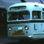 "MIAMI:  ""South Miami Coach Lines"" No. 845  (800 Series in 1948)"