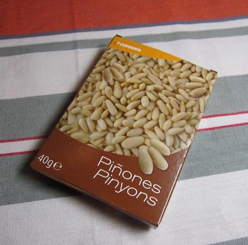スペインで買った松の実 by Poran111