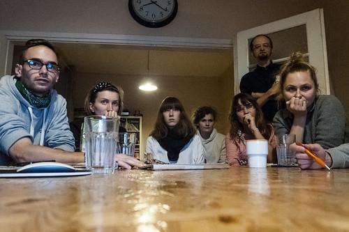 Migawki / V edycja / spotkanie Pawłem Szypulskim