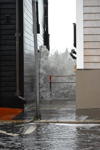 Hurricane Sandy & Marblehead [Front Street 7]