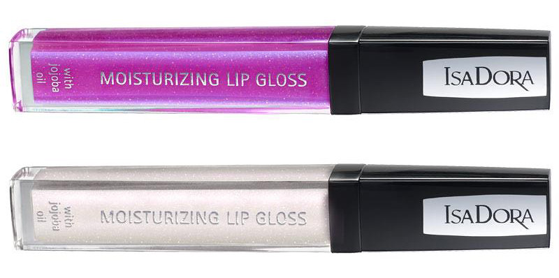isadora northern lights lipgloss