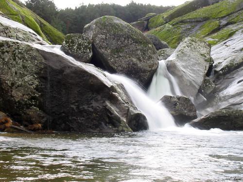 Cascada en Hoyos del Espino