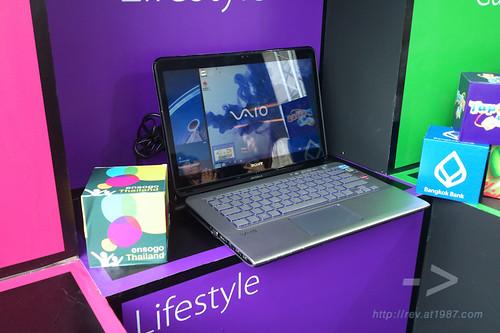 Sony VAIO 2012 Windows 8 Line Up