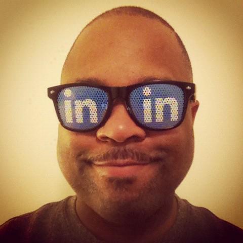 LinkedIn Costume