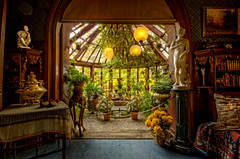 Mark Twain's Conservatory