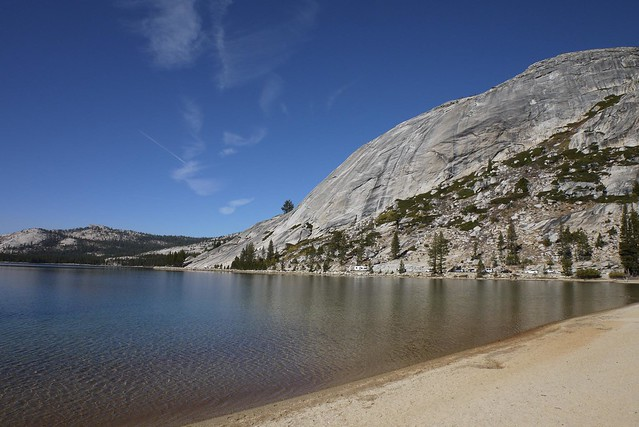 Tenaya Lake, Taioga Pass Rd