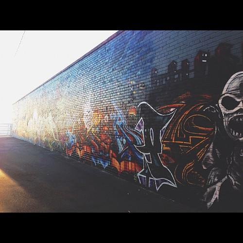 #reno #midtown #mural #art #latergram #instamuse