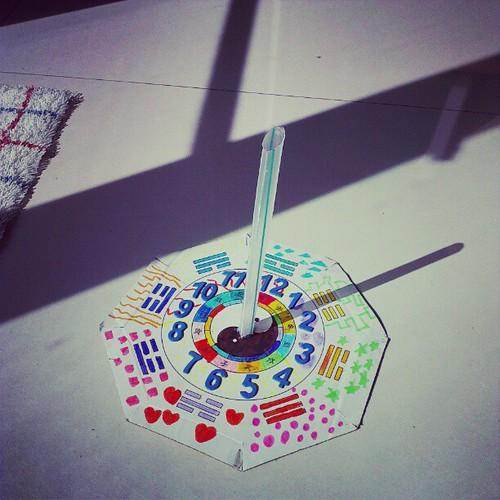 歐卡日晷實驗。