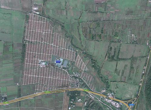 Tserovani Refugee Camp