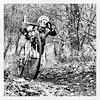 #Cyclocross racing at Esterbrook Park in #Milwaukee