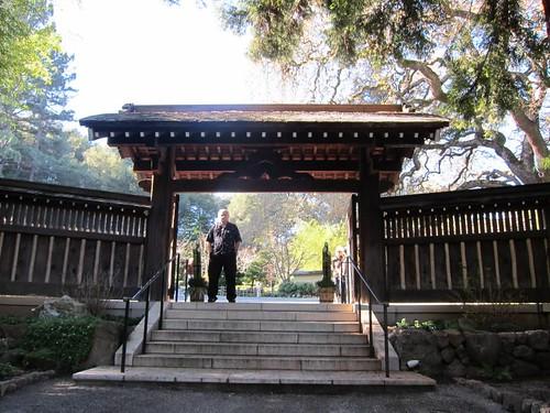 Hakone Japanese Gardens, Saratoga, CA, Mete… IMG_2289