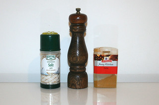 15 - Zutat Gewürze / Spices