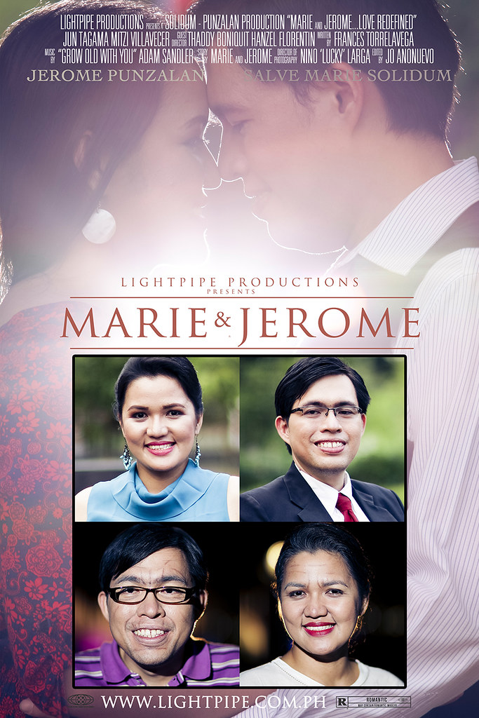 jerome marie movie poster