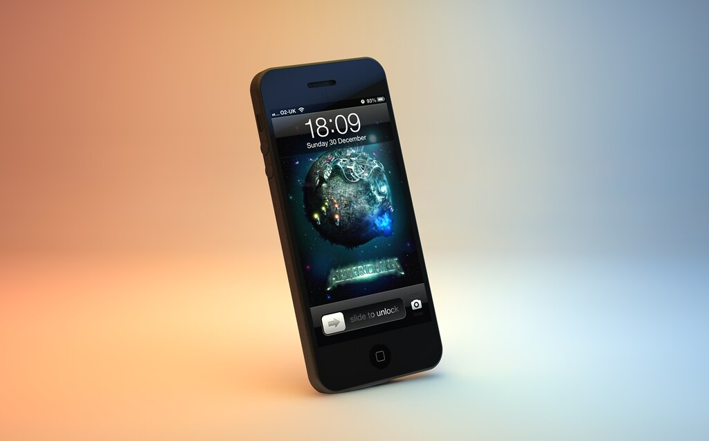 iPhone5 Render