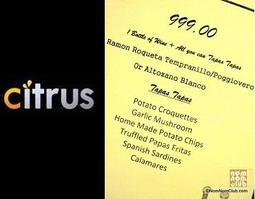 Citrus Promos