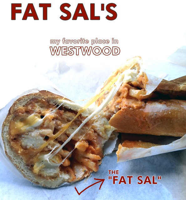 Fat Sal's Deli in Westwood, CA