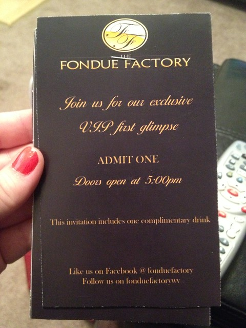 Fondue Factory