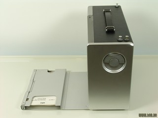 Braun T 1000 CD Side