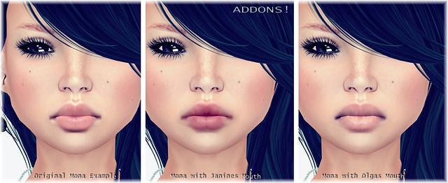 [ iren ] ADDONS_Mouth